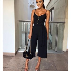 Pants - Culotte Jumpsuit